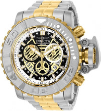 Load image into Gallery viewer, Invicta Sea Hunter Men's Full 70mm Gold-Tone Swiss Chronograph Watch 22131-Klawk Watches