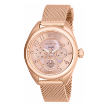 Load image into Gallery viewer, Invicta Angel Women's 35mm Rose Gold Multi-Function Mesh Band Watch 27454 Rare-Klawk Watches