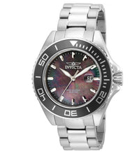 Load image into Gallery viewer, Invicta Pro Diver Mens 48mm Black Pearl Dial Stainless Quartz Watch 23068 RARE-Klawk Watches