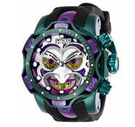 Invicta Venom DC Comics JOKER Limited Edition Men's 52.5mm Swiss Watch 26790-Klawk Watches