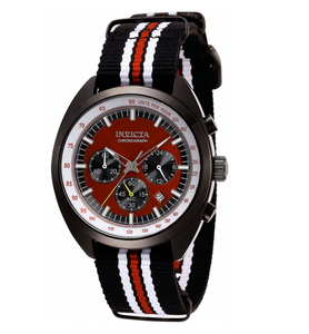 Invicta S1 Rally Racing Team Men's 45mm Nylon Strap Chronograph Watch 29992-Klawk Watches