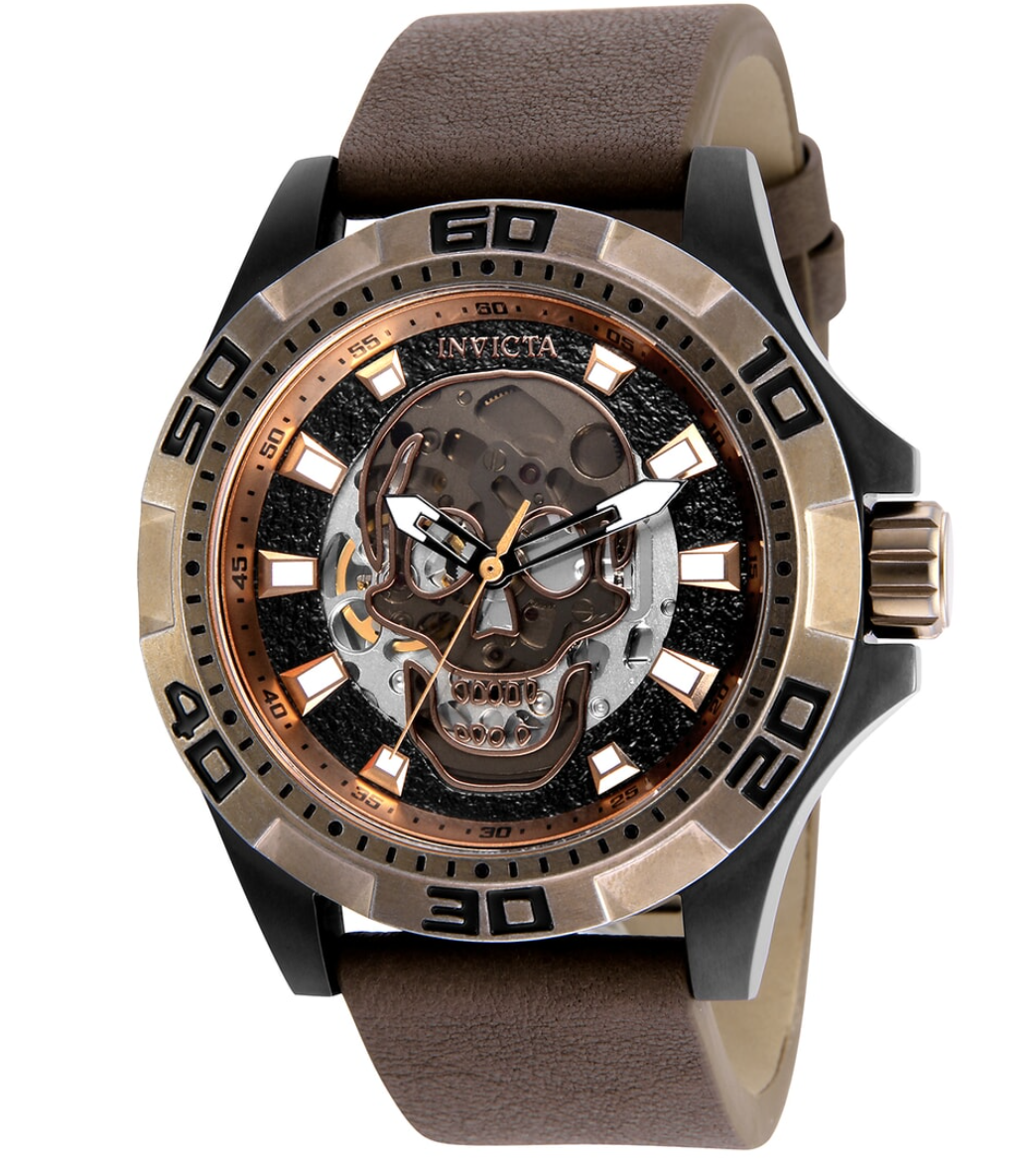 Invicta Disney Pirates of the Caribbean Automatic Men's 48mm Limited Watch 25228-Klawk Watches