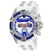 Invicta Star Wars R2D2 Limited Edition Men's 51mm Chronograph Watch 26184 RARE-Klawk Watches