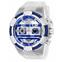 Invicta Star Wars R2D2 Limited Edition Men's 52mm Chronograph Watch 26269