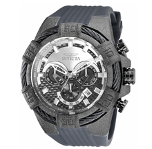 Load image into Gallery viewer, Invicta Bolt Men's Carbon Fiber Dial 52mm Sandblasted Chronograph Watch 26528-Klawk Watches