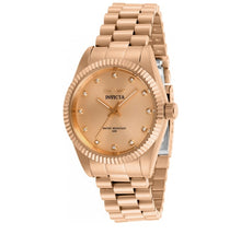 Load image into Gallery viewer, Invicta Specialty Women's 36mm Rose Gold Stainless Crystal Quartz Watch 29513-Klawk Watches