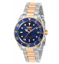 Load image into Gallery viewer, Invicta Pro Diver Automatic Women's 36mm Special Edition Rose Gold Watch 30605-Klawk Watches