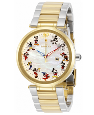 Invicta Women's 36mm Disney 90th Anniversary Limited Edition Gold Watch 30835