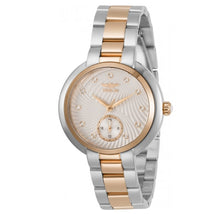 Load image into Gallery viewer, Invicta Angel Women's 36mm Rose Gold Two-Tone Textured Dial Crystals Watch 31198-Klawk Watches