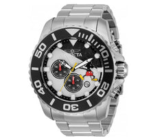 Load image into Gallery viewer, Invicta Disney Limited Edition Men's 50mm Mickey Silver Chronograph Watch 32443-Klawk Watches
