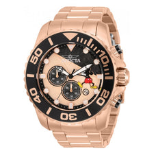 Load image into Gallery viewer, Invicta Disney Limited Ed Men's 50mm Mickey Rose Gold Chronograph Watch 32450-Klawk Watches