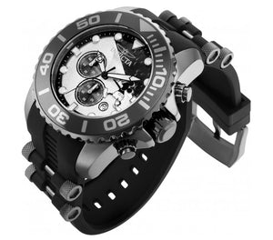 Invicta Disney Limited Edition Mens 50mm Gunmetal Mickey Chronograph Watch 32473-Klawk Watches