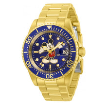 Load image into Gallery viewer, Invicta Disney Automatic Men's 40mm Limited Edition Blue Mickey Dial Watch 32506-Klawk Watches
