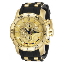 Load image into Gallery viewer, Invicta Star Wars C3P0 Men's 48mm Limited Edition Gold Chronograph Watch 32529-Klawk Watches