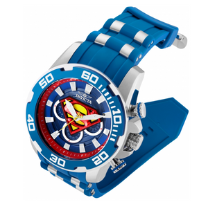 Invicta DC Comics Men's 50mm Superman Limited Edition Chronograph Watch 32532-Klawk Watches