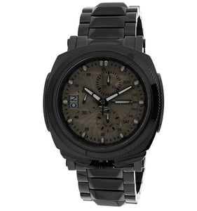 Invicta Reserve Russian Diver Men's 52mm Triple Black Swiss Chrono Watch 32768-Klawk Watches
