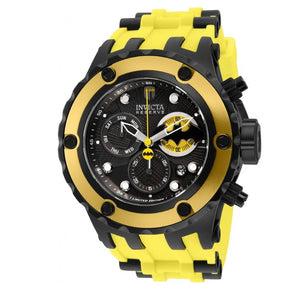 Invicta DC Comics Batman Mens 52mm Limited Edition Swiss Chronograph Watch 32787-Klawk Watches