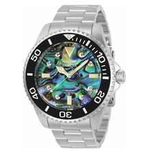 Load image into Gallery viewer, Invicta Pro Diver Men's 47mm Diamond Abalone Dial Stainless Quartz Watch 32928-Klawk Watches