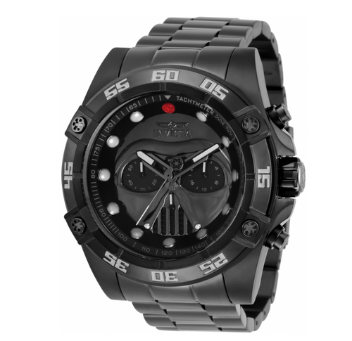Invicta Star Wars Darth Vader Men's 52mm Limited Edition Chronograph Watch 34044-Klawk Watches