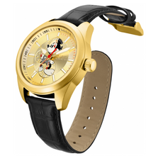 Load image into Gallery viewer, Invicta Disney Limited Edition Men's 46mm Gold Mickey Watch Band Set 34090-Klawk Watches