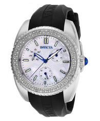 Invicta Angel 28487 Women's 38mm Crystal Accent Multi-Function Quartz Watch-Klawk Watches