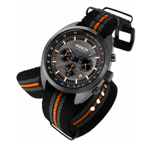 Load image into Gallery viewer, Invicta S1 Rally Racing Team 29994 Men's 45mm Nylon Strap Chronograph Watch-Klawk Watches