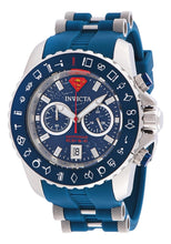 Load image into Gallery viewer, Invicta DC Comics Men's 50mm Superman Kryptonian Meteorite Dial Watch 34862-Klawk Watches