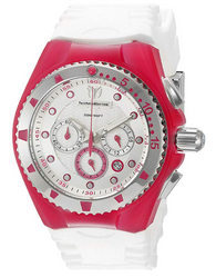 TechnoMarine Cruise Original Women's 40mm Silicone Chronograph Watch TM-115238-Klawk Watches