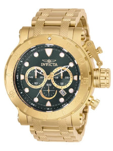 Invicta Coalition Forces 26501 Men's Charcoal Dial Chronograph Watch 52mm-Klawk Watches
