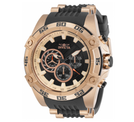 Invicta Speedway Viper 30109 Men's Rose Gold & Charcoal Chronograph Watch 52mm-Klawk Watches
