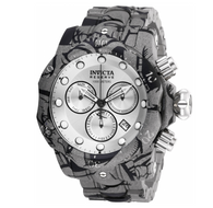 Invicta Reserve Venom Men's Graffiti Hydroplated 54mm Swiss Chronograph Watch-Klawk Watches