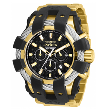 Load image into Gallery viewer, Invicta Bolt Sport 26673 Men's 50mm Carbon Fiber Dial Hybrid Stainless Watch-Klawk Watches