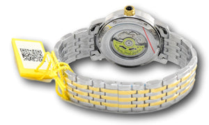 Invicta Lucid Men's 43mm Open-Heart Automatic Stainless NH39A Watch 28791 RARE-Klawk Watches