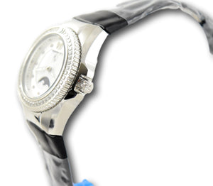 TechnoMarine Mother of Pearl Moon Phase Womens 34mm Eva Longoria Watch TM-416019-Klawk Watches