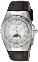 Load image into Gallery viewer, TechnoMarine Mother of Pearl Moon Phase Women's Eva Longoria Watch TM-416019-Klawk Watches