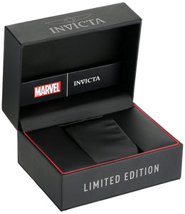 Invicta Marvel Captain America Women's 44mm Limited Ed MultiFunction Watch 27018-Klawk Watches