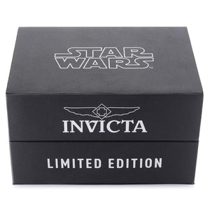 Invicta Star Wars C3P0 Men's 48mm Limited Edition Gold Silicone Watch 32519-Klawk Watches