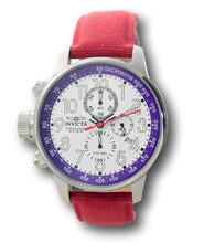 Load image into Gallery viewer, Invicta I-Force Men's 46mm White Dial Lefty Chronograph Watch 11522 CUSTOM-Klawk Watches