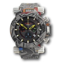 Load image into Gallery viewer, Invicta Coalition Forces Graffiti HydroPlated 51mm Swiss Chronograph Watch 26449-Klawk Watches