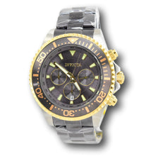 Load image into Gallery viewer, Invicta Pro Diver Men's 47mm Two-Tone Gold Accent Chronograph Watch 27477 RARE-Klawk Watches