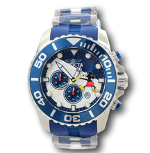 Load image into Gallery viewer, Invicta Disney Limited Edition Men's 50mm Blue Mickey Chronograph Watch 32472-Klawk Watches