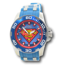 Load image into Gallery viewer, Invicta DC Comics Pro Diver Men's 50mm Superman Limited Edition Blue Watch 32479-Klawk Watches