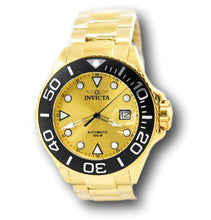 Load image into Gallery viewer, Invicta Grand Diver Automatic Men's 47mm Gold 300M Pro Diver Watch 28760-Klawk Watches