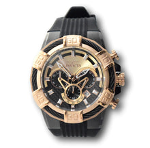 Load image into Gallery viewer, Invicta Bolt Men's 52mm Carbon Fiber Dial Rose Gold Chronograph Watch 24700-Klawk Watches