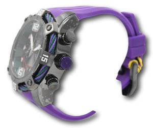 Invicta Bolt DC Comics Joker Men's 51mm Limited Flyback Chronograph Watch 33166-Klawk Watches