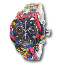 Load image into Gallery viewer, Invicta Bolt Men's 52mm Gold & Black Silicone Chronograph Watch 25472-Klawk Watches