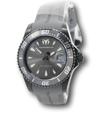 Load image into Gallery viewer, TechnoMarine Sea Manta Automatic Men's 42mm Gray Miyota Silicone Watch TM-219091-Klawk Watches