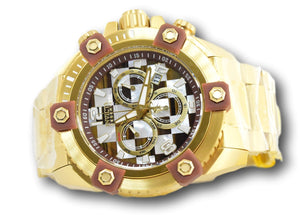 Invicta Reserve Grand Octane 27777 Men's 63mm Tiger Eye Swiss Chronograph Watch-Klawk Watches