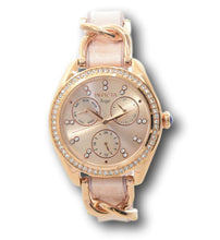 Load image into Gallery viewer, Invicta Angel Women's 36mm Rose Gold Crystals Multi-Function Pink Watch 31206-Klawk Watches