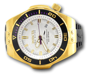 Invicta Pro Diver Automatic 25697 Men's 53mm Gold-Tone NH35A Sport Watch RARE-Klawk Watches